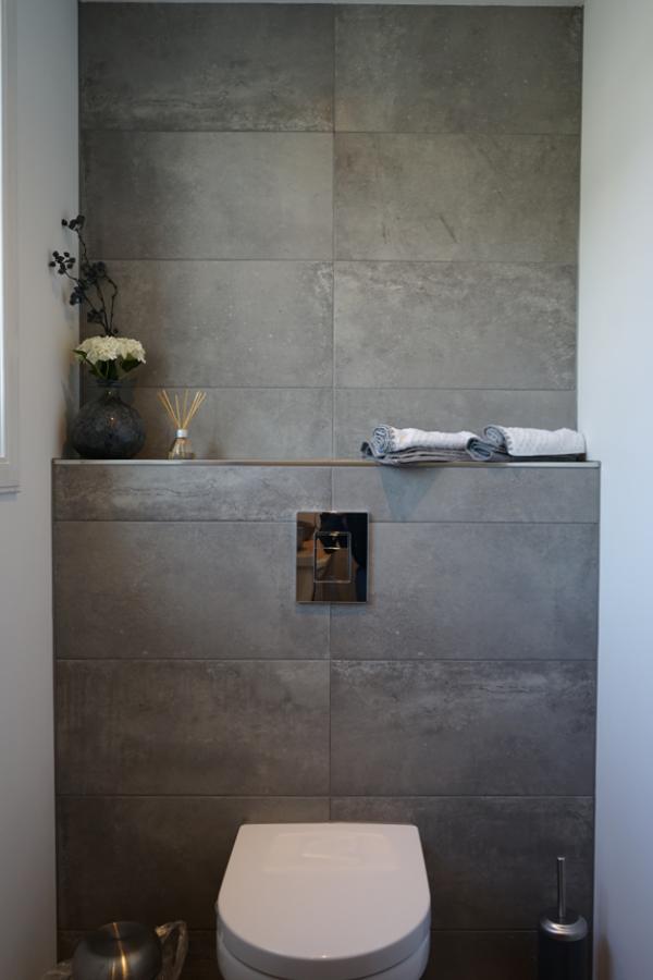 Verwonderlijk Plukkel Tegelwerken Complete badkamer en toilet renovatie - OL-84
